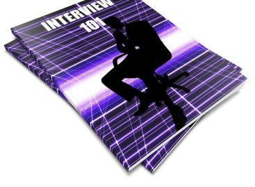 Entrevista de trabajo: qué hacer y no hacer
